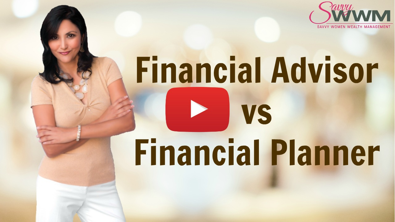 What is the Difference between a Financial Planner and Financial Advisor