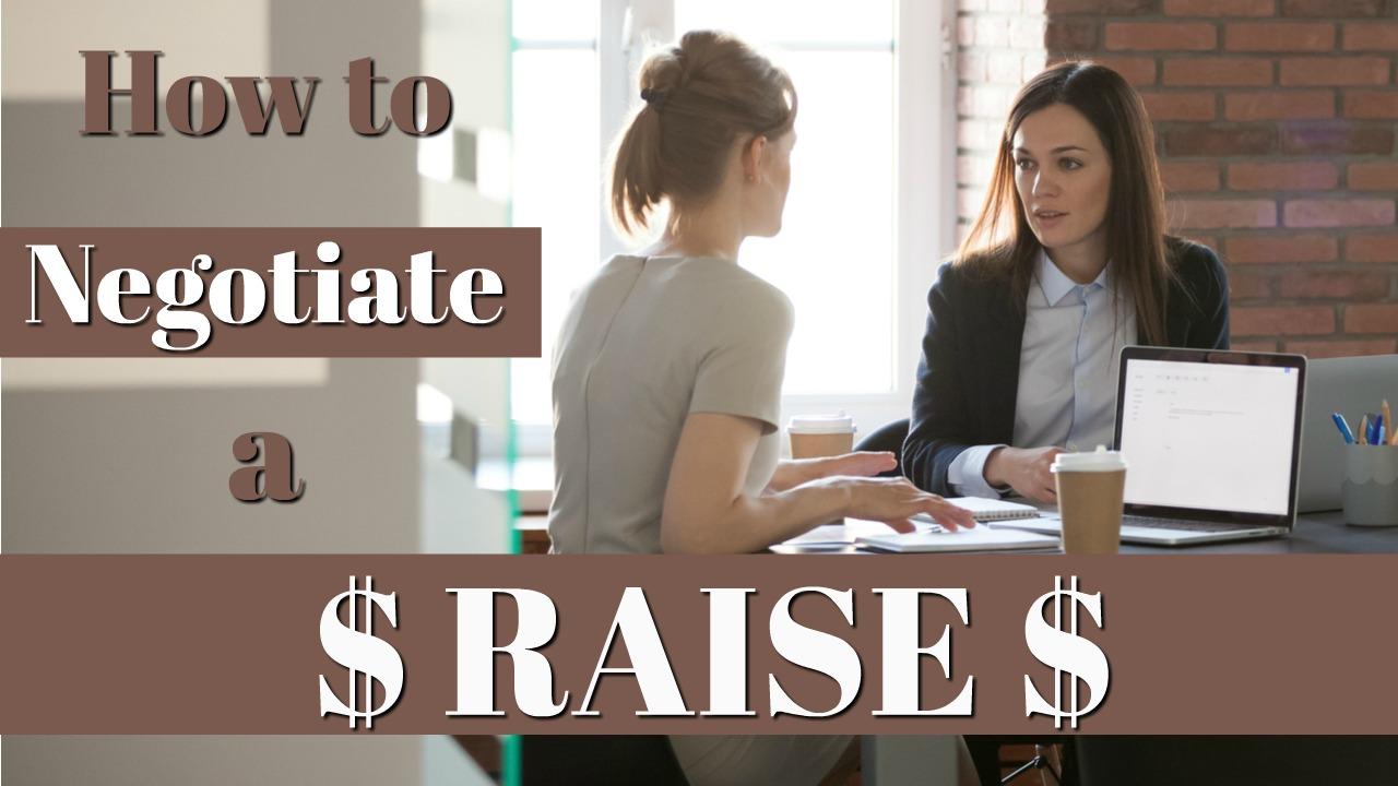 Negotiate a Raise